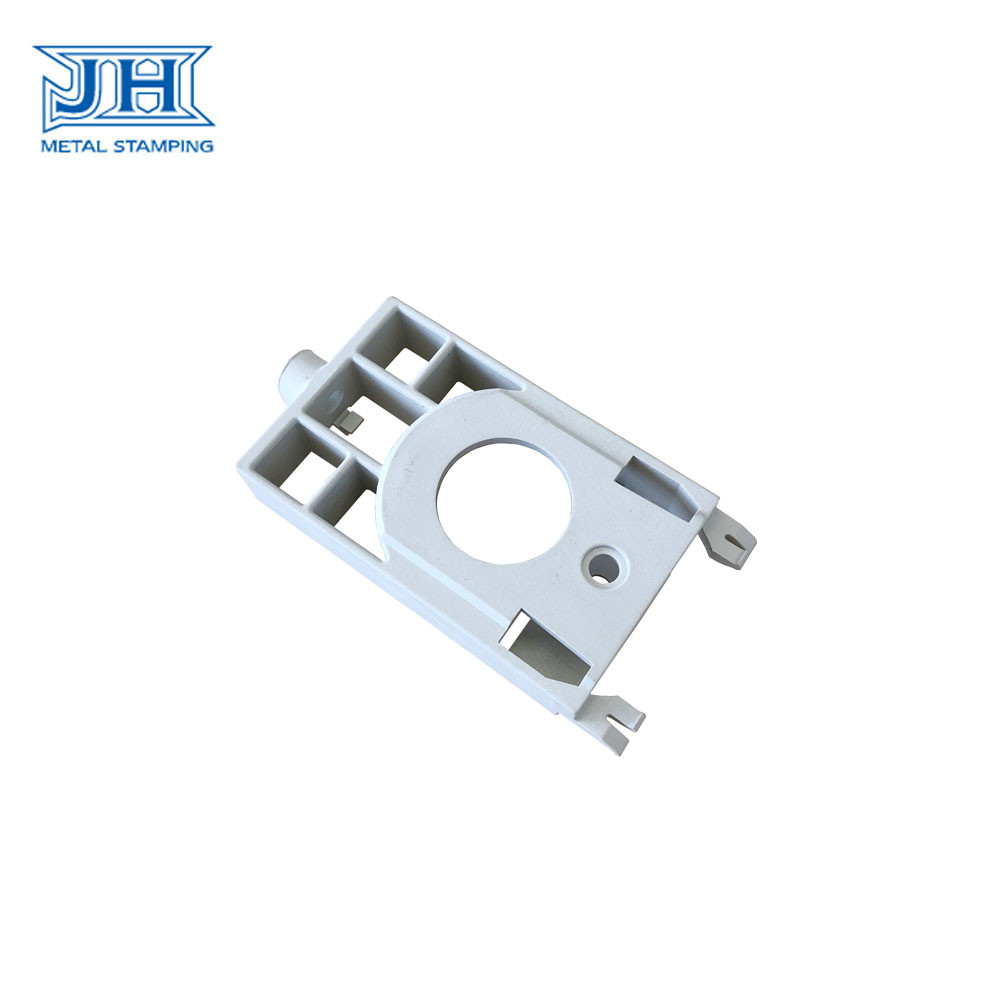 Furniture Fittings Plastic Moulding Parts install on Stainless Steel Door Lock